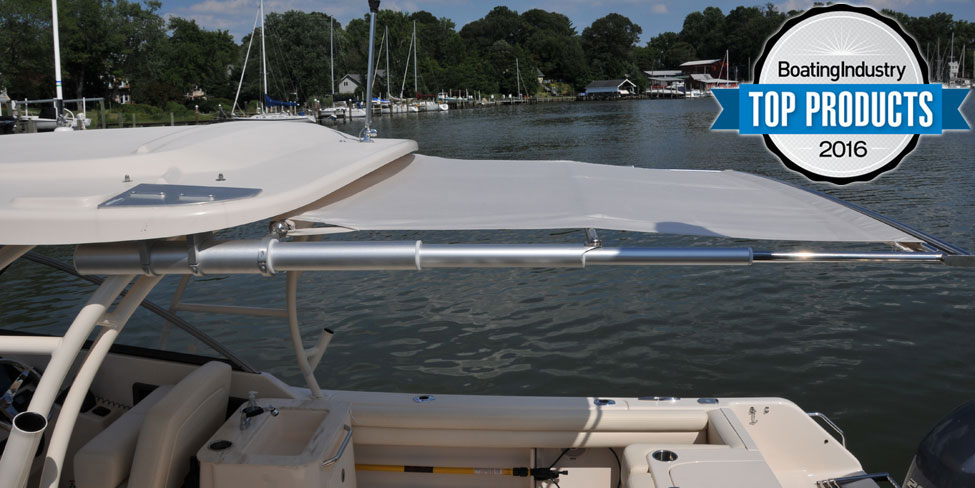 Sureshade Rtx Pull Out Boat Shade Granted Final Patent